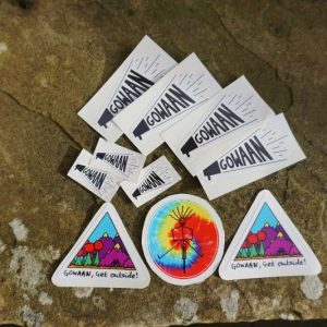 gowaan sticker pack