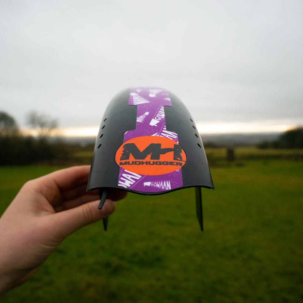 gowaan mudhugger purple