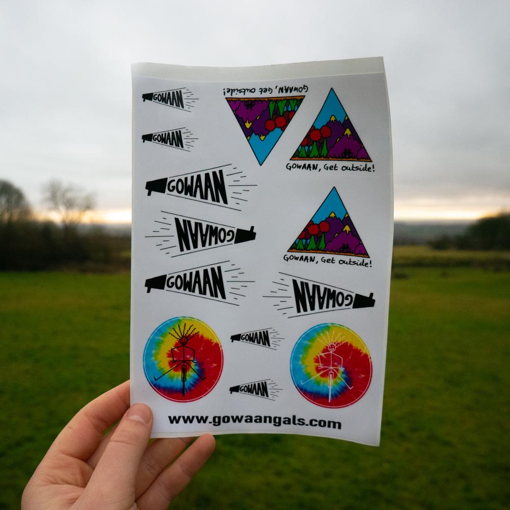 gowaan-sticker-pack