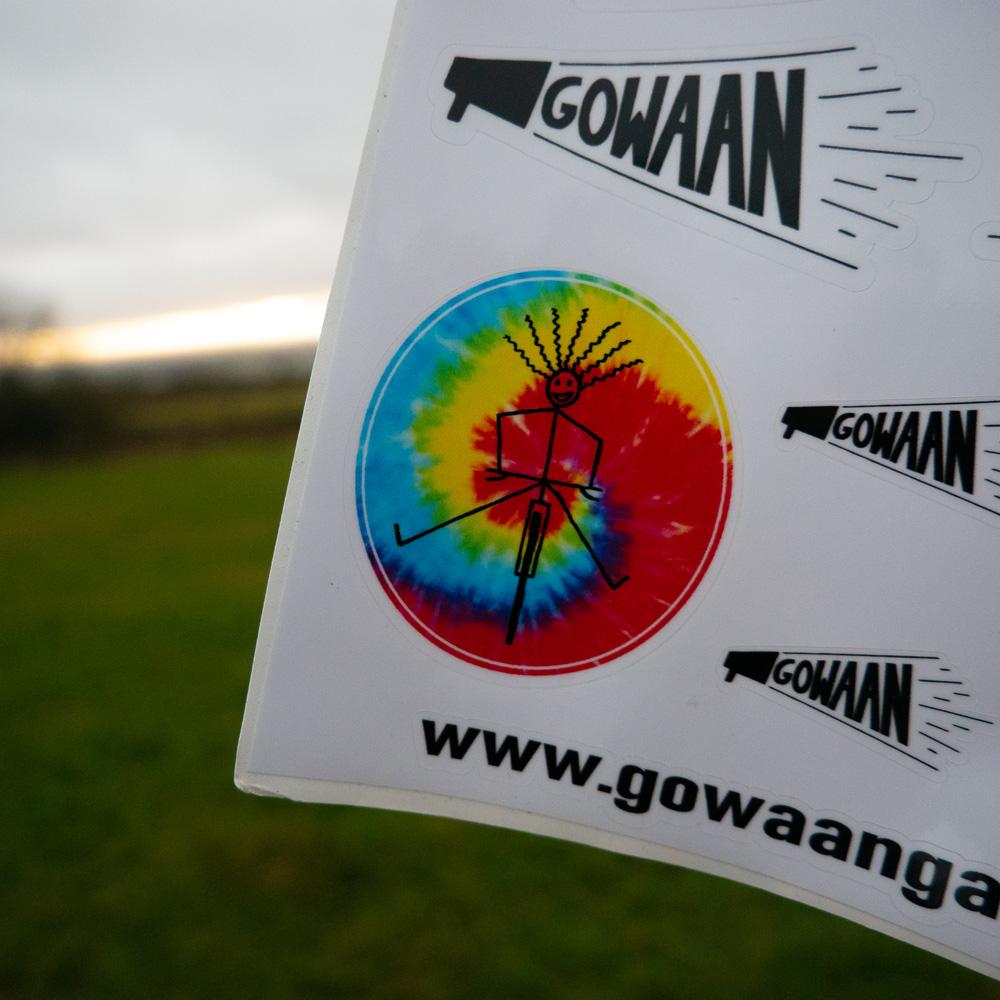 gowaan-stickers