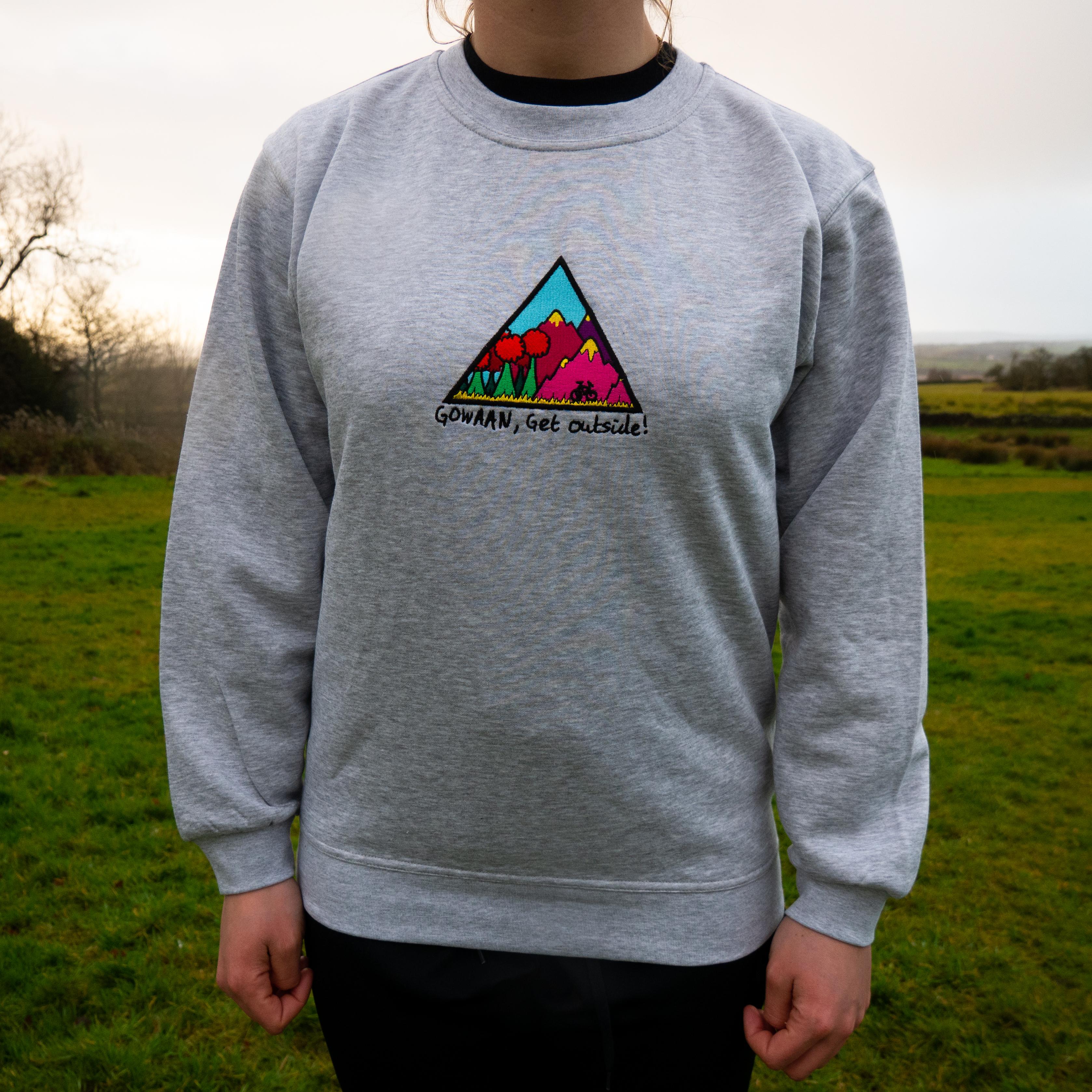 gowaan get outside sweaters