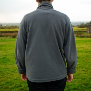 gowaan zip up fleece