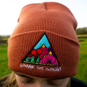 gowaan get outside beanie