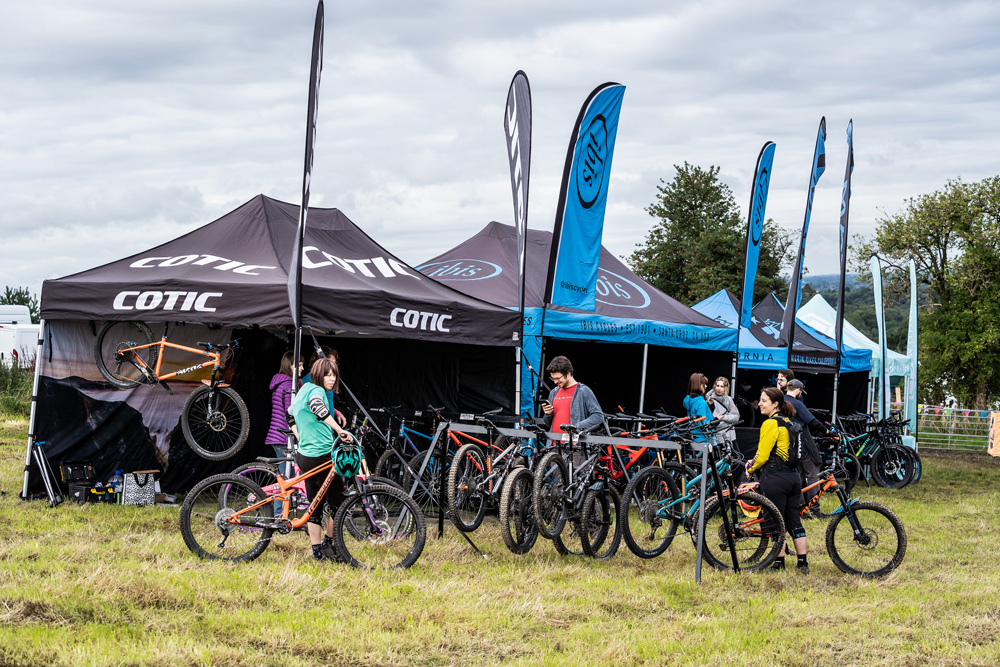 gowaan gals mountain bike festival